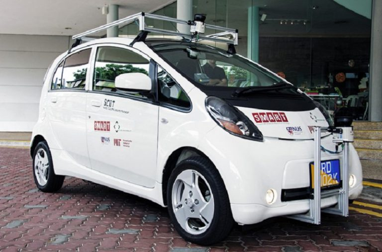 NVIDIA DRIVE PX 2 Bantu Perguruan Tinggi di Singapura Ini Kembangkan Autonomous Car