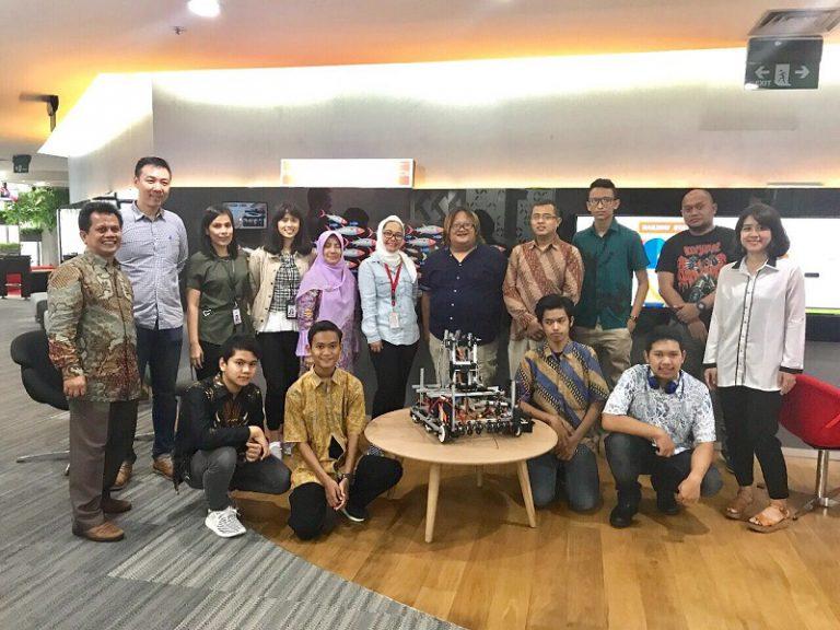 """TELKOM: Ayo Dukung """"Indonesia Robotic Team"""" di Kompetisi Robot Bergengsi"""