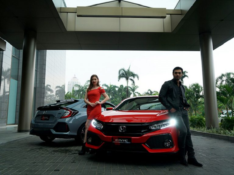 Dua Minggu Sejak Diluncurkan, Honda Civic Hatcback Turbo Terjual 317 Unit