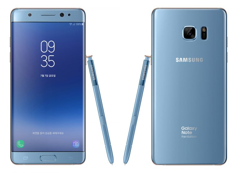 Direspons Positif, Kapan Galaxy Note Fan Edition Masuk Pasar Global?