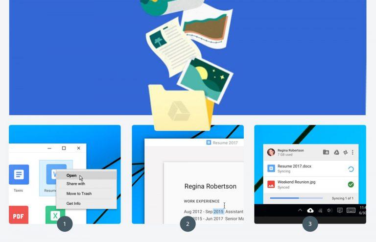 Dengan Aplikasi 'Backup and Sync', Backup File dari Windows dan Mac ke Google Drive Jadi Lebih Mudah