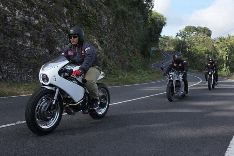 Tiga All New Honda CBR250RR Hasil Dimodifikasi Sukses Berpetualang di Yogyakarta