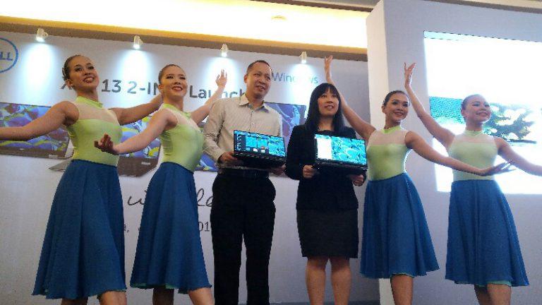 Dell Pasarkan XPS 13 2-in-1 di Pasar Indonesia, Harganya?