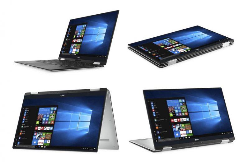 Masuk Jajaran Notebook Premium, Ini Daya Tarik Dell XPS 13 2-in-1