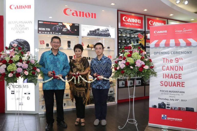 Jakarta Punya Dua Canon Image Square, Terbaru Ada di Focus Nusantara Tanah Abang II