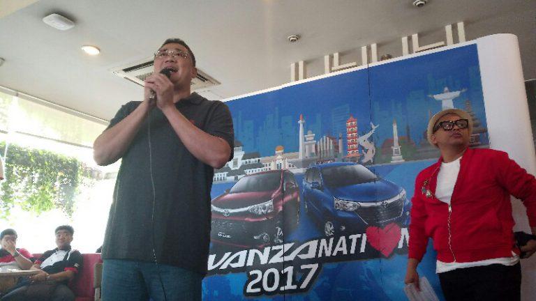 Avanzanation 2017, Cara Toyota Manjakan Konsumen Avanza dan Veloz