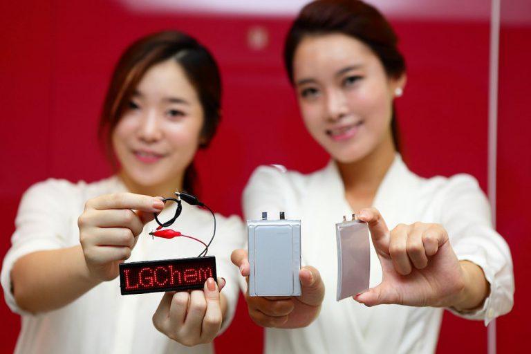 Apple akan Gunakan Baterai Buatan LG untuk iPhone 9