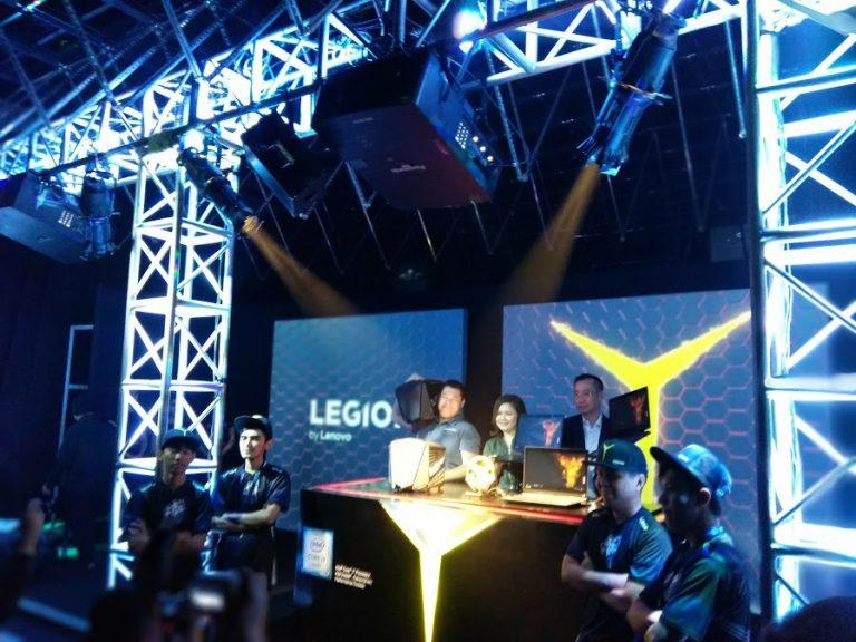 Lenovo Jadikan EVOS Sebagai Brand Ambassador Produk-Produk Game Miliknya