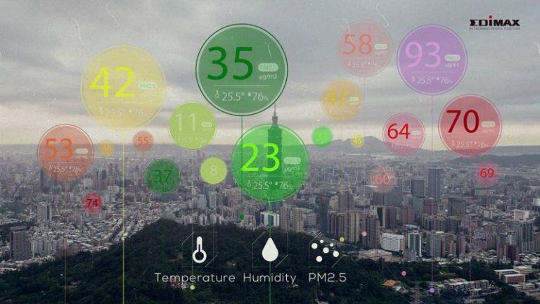 Hadir di Pameran IoT di Jakarta, Edimax Akan Perkenalkan Airbox