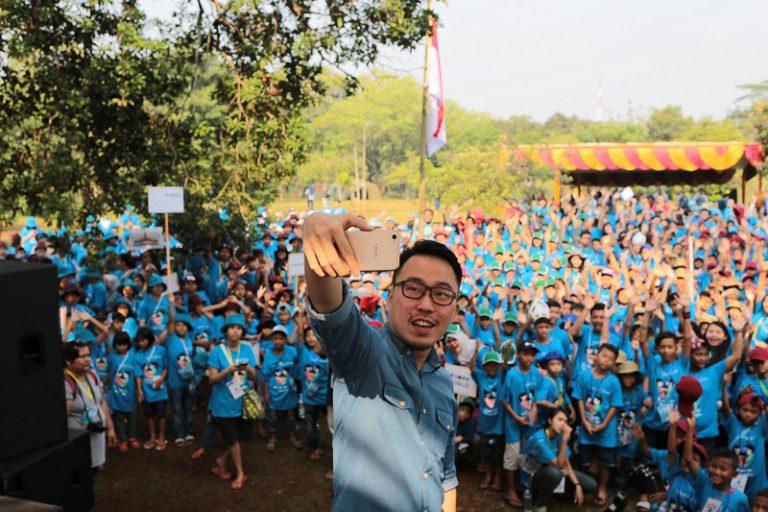 Dukung Anak Indonesia Raih Mimpinya, Vivo Berikan Beasiswa Pendidikan