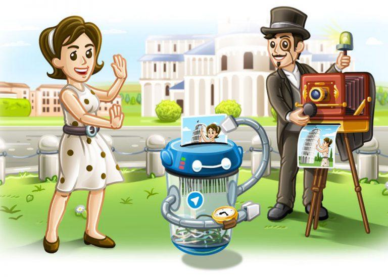 Makin Aman dan Optimal, Telegram 4.2 Dukung Fitur Hapus Foto-Video Otomatis dan CDN Caching
