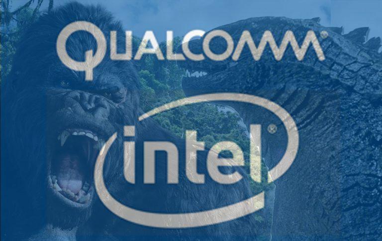 Selain Apple, Intel Juga Punya Persoalan dengan Qualcomm