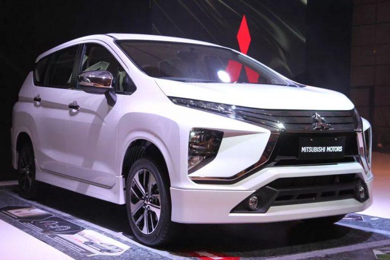Sekujur Bodinya Sudah Terlihat, Mitsubishi Next-Gen MPV akan Dijual Mulai Harga Rp 189 Jutaan
