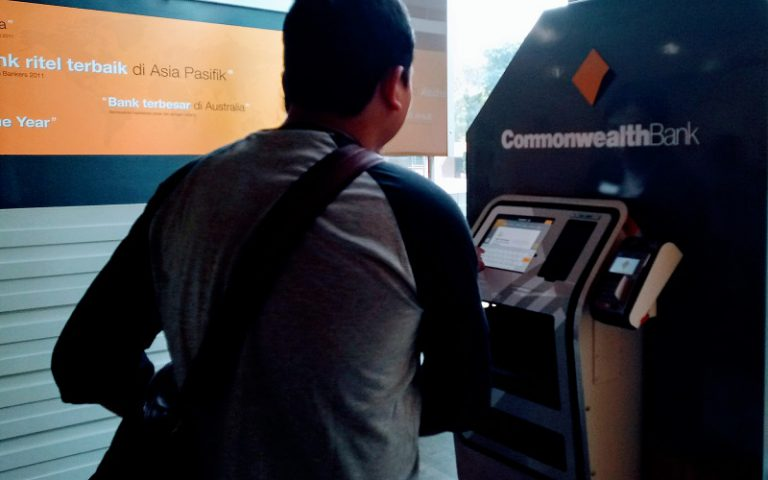 Gebrakan Bank Commonwealth, Buka Rekening Tabungan Lebih Mudah via Mesin Pintar