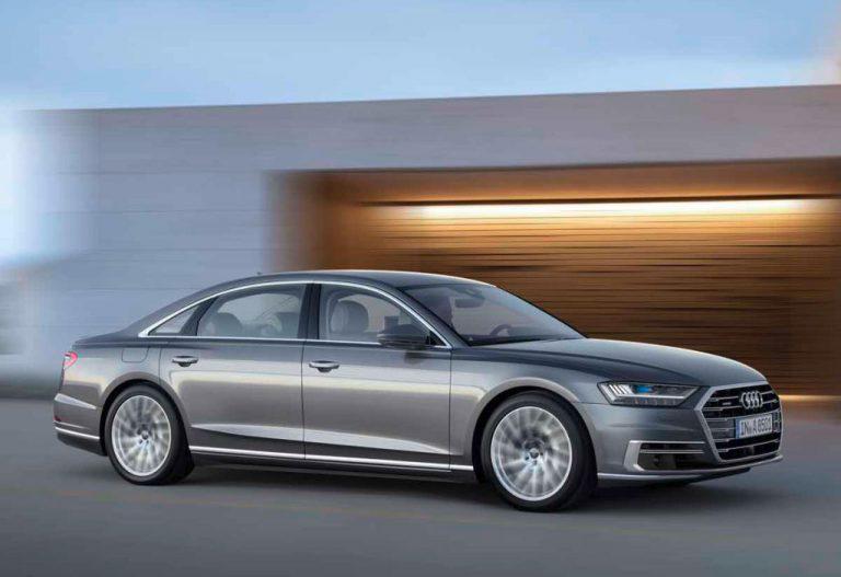 Audi A8 akan Gunakan Chip Pintar Intel untuk Teknologi Swa-Kemudi