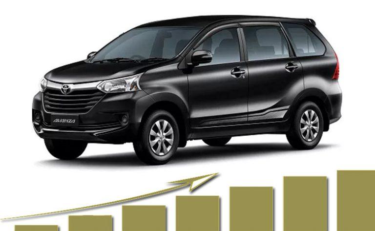 Semester Pertama 2017, Toyota Cetak Total Jualan 195 Ribu Unit Kendaraan