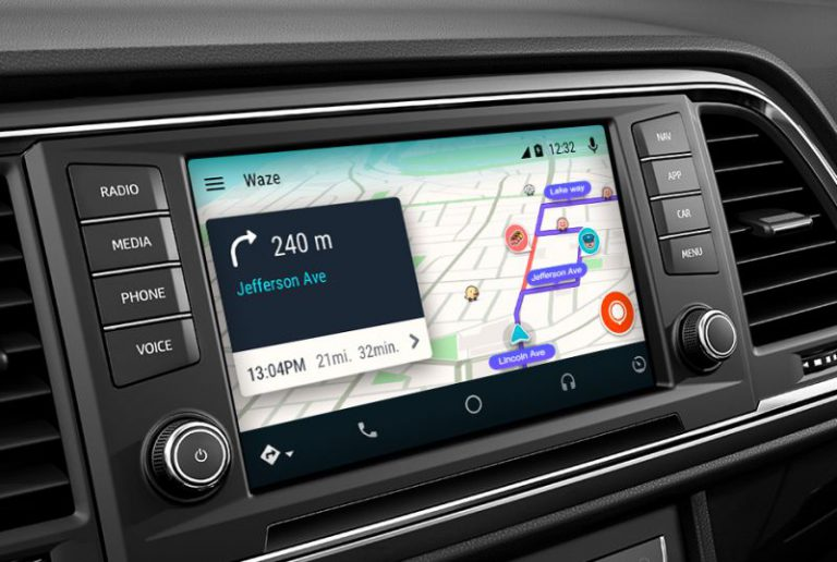 Selain Google Maps, Navigasi di Android Auto Sudah Dapat Dilakukan dengan Waze
