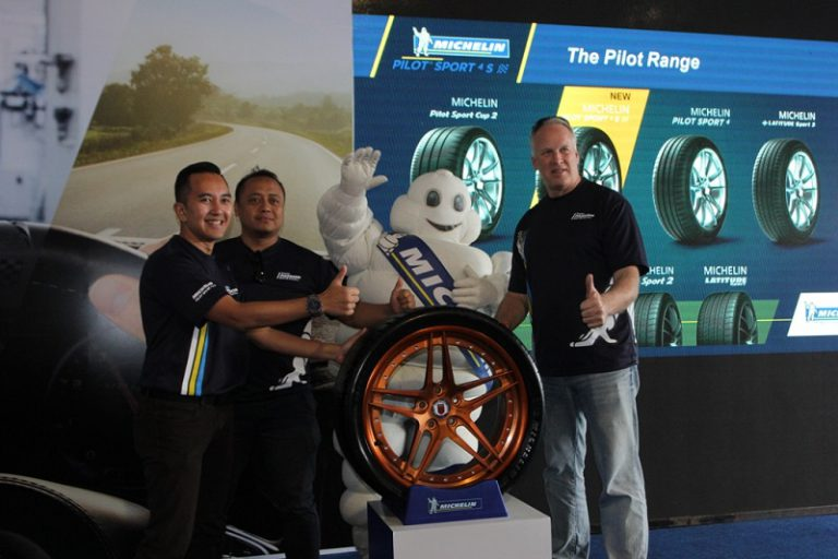 Michelin Luncurkan Ban Baru, Pilot Sport 4 S