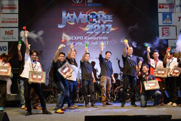 "Toyota Bersama 18 Komunitasnya Adakan ""Toyota Jambore 2017"""