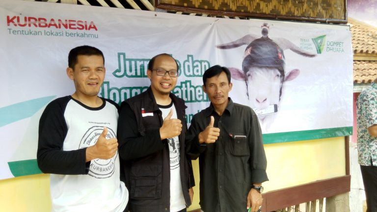 Didukung DESI, Dompet Dhuafa Laksanakan Program THK 2017