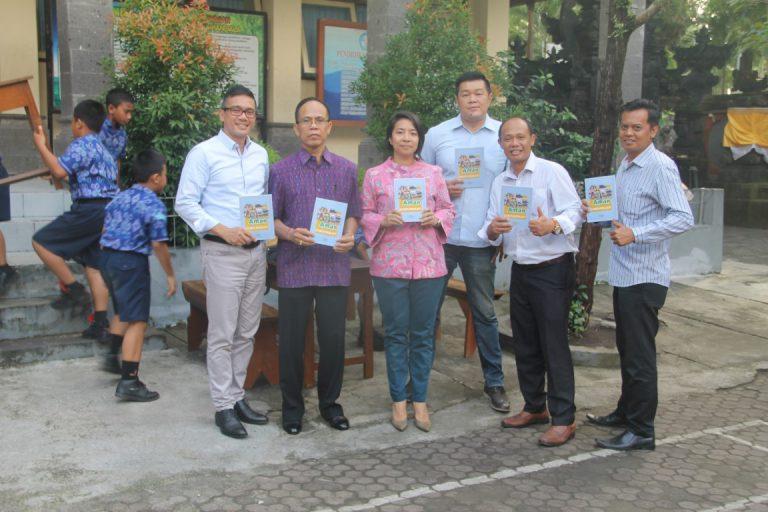Gunakan Komik, Cara Chevrolet Edukasi Lebih dari 700 Siswa SD di Bali