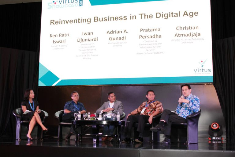 "Virtus Showcase 2017 Kembali Digelar, Kali Ini Bawa Tema ""Reinventing Business in The Digital Age"""