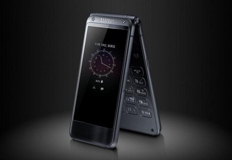 Desain Clamhshell Masih Diminati, Samsung Perkenalkan SM-G9298 di Cina