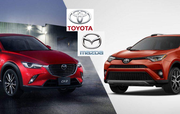 Setelah Beli Sedikit Sahamnya, Toyota Ajak Mazda Bangun Pabrik di AS