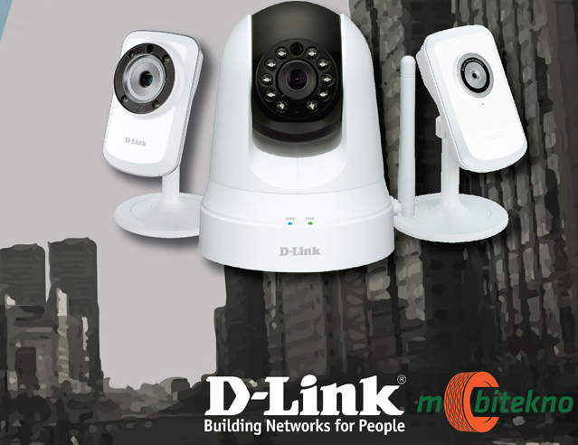 Inilah Pemenang Kuis Mobitekno D-Link: Rumah Aman Berkat Kamera D-Link