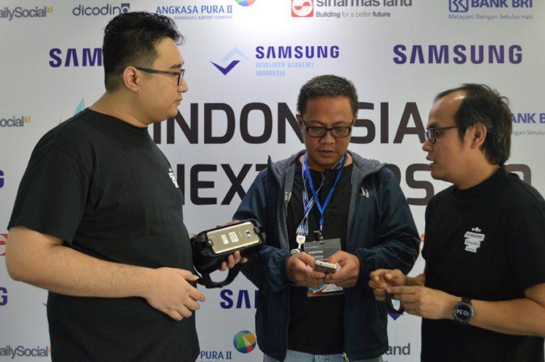 Tingkatkan Peran Developer, Samsung Gelar Program Indonesia Next Apps
