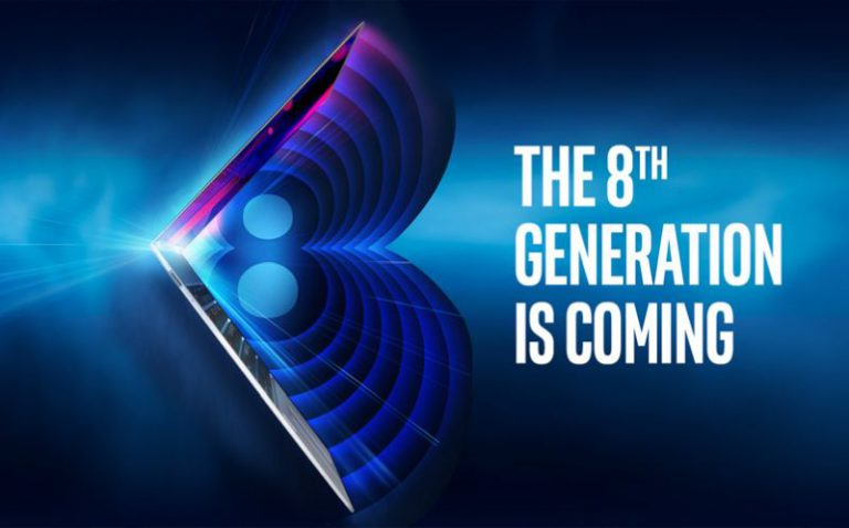 Bawa Peningkatan Performa Hingga 30 Persen, Prosesor Intel Core Generasi ke-8 Siap Tantang Ryzen