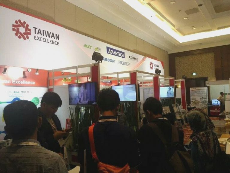 Pabrikan Taiwan Sukses Unjuk Gigi di Ajang IoT Business Platform