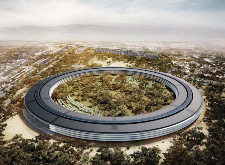 Tidak Semua Karyawan Suka Kantor Baru 'Piring Terbang' Apple. Apa Sebabnya?