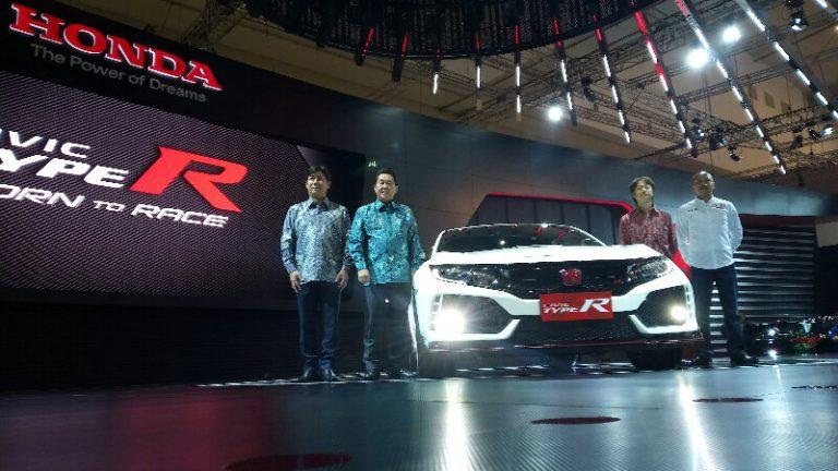 Honda Pasarkan Civic Type R di Indonesia Seharga Rp 995 Juta