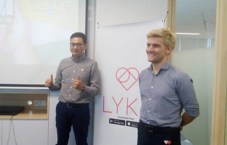 Gunakan AI (Artificial Inteligence) dan Deep Learning, Lyke Luncurkan Fitur Image Search