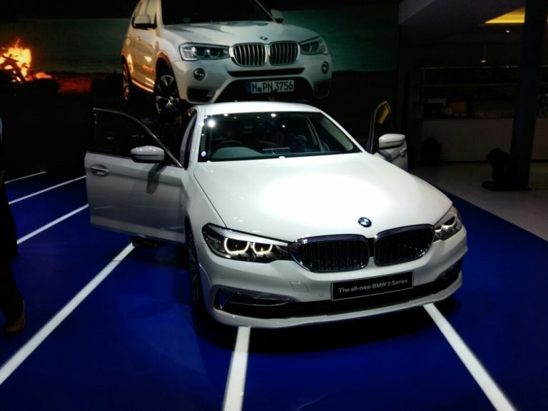 BMW Seri 5 Diesel Hadir di Pavilion BMW GIIAS 2017
