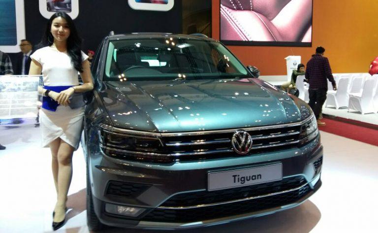 New Volkswagen Tiguan Generasi Kedua Resmi Hadir di Indonesia