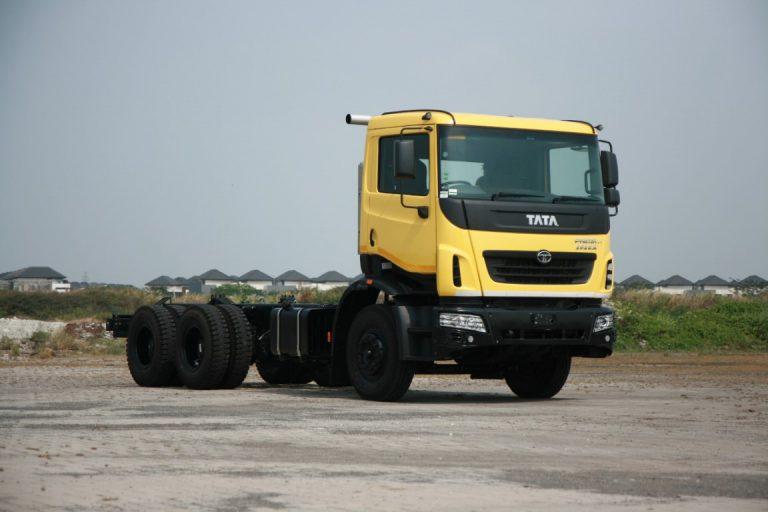 Tata Motors Resmikan Kehadiran Tata Prima LX 2528.K 6×4
