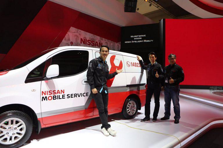 Inilah Penjelasan Nissan Terkait dengan Layanan Purna Jual Terbarunya