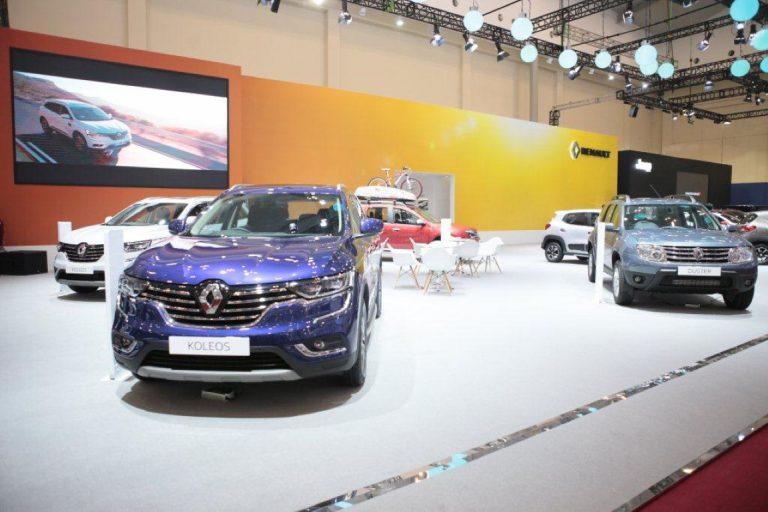 Tampil di GIIAS 2017, Booth Renault Boyong Semua SUV Andalannya