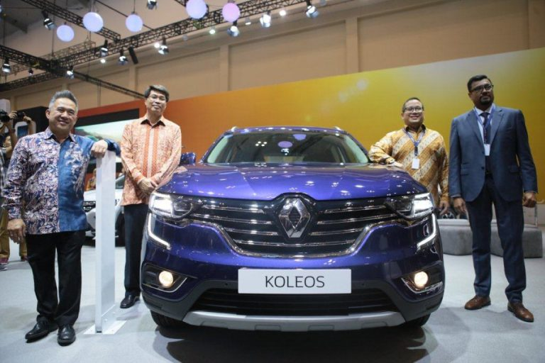 Inilah Penawaran yang Diberikan Renault dalam Booth Renault di GIIAS 2017