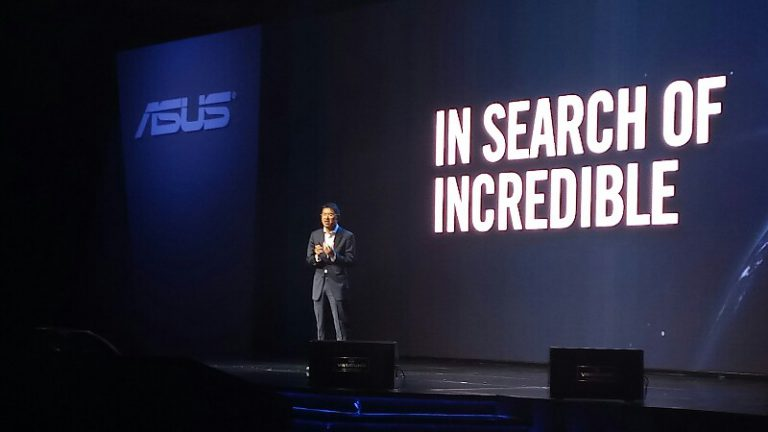 "Gelar ""The Edge of Beyond"", ASUS Perkenalkan Enam Notebook Terbarunya"