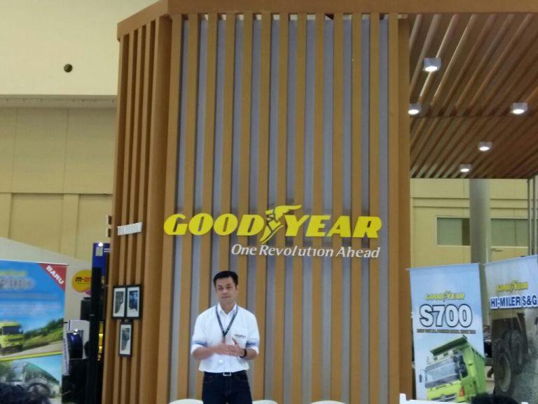 Di Tengah Ajang GIIAS 2017, Goodyear Perkenalkan Ban Khusus untuk Mobil SUV