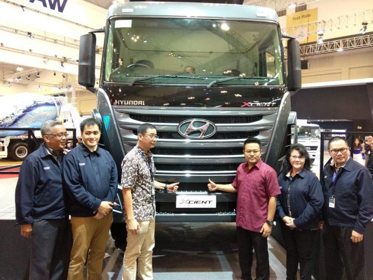 Dibawah Hyundai Oto Komersial Indonesia, Hyundai Truck dan Bus Kembali Hadir di Indonesia