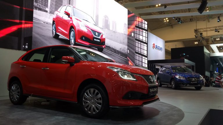Angka Ekspor Suzuki Terus Melambung dan Tersebar di Banyak Negara