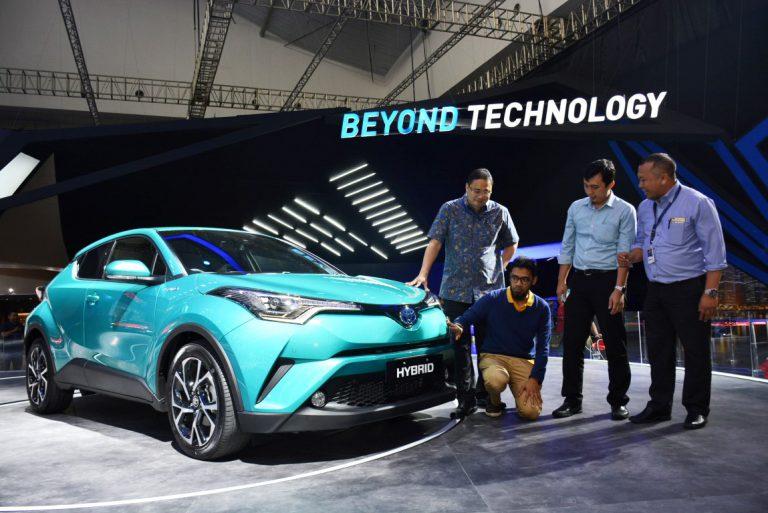 C-HR dan Prius Gen-4 Dapat Perhatian Toyota Karena Sarat Teknologi Masa Depan