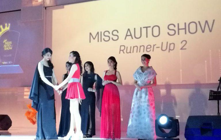 Setelah Melalui Proses Penjurian, Inilah Miss Auto Show 2017