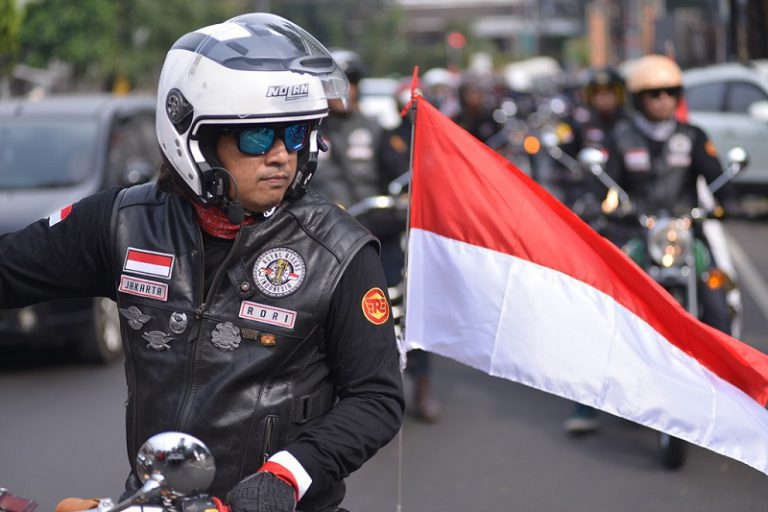 Rayakan Semangat Nasionalisme, RORI Gelar Parade Kemerdekaan di Tiga Kota