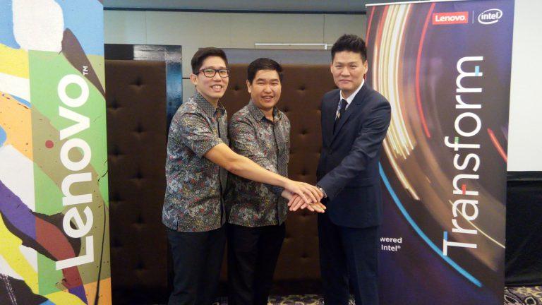 Lenovo Perkenallam Server ThinkSystem Terbaru untuk Hadapi 'Intelligence Revolution'