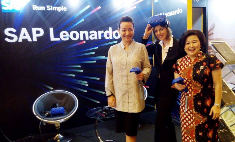 Gelar Asian Innovators Summit 2017, SAP Adakan Simulasi Berbagai Produknya Secara Live